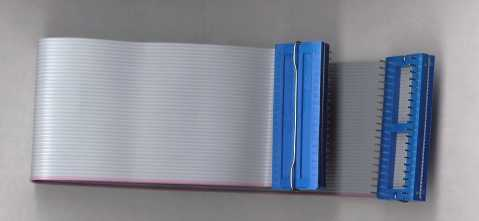 40 PIN FLAT RIBBON CABLE